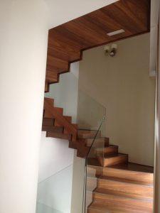Construcción Viviendas de Diseño - Raúl Pérez - Casa Unifamilar - Escalera
