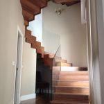 Construcción Viviendas de Diseño - Raúl Pérez - Casa Unifamilar - Escalera con Cristalera