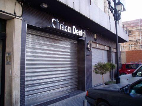 Reforma Locales Comerciales - Clínica Celia Caminero