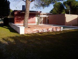 Em2 - Construcción Viviendas de Diseño - Boecillo 160 - Casa Unifamilar - Reformas de Exteriores de la Vivienda con Piscina