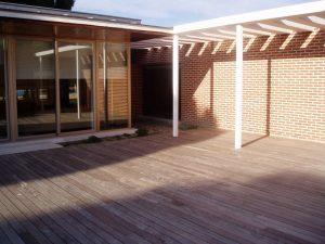 Em2 - Construcción Viviendas de Diseño - Boecillo 160 - Casa Unifamilar - Reformas de Exteriores de la Vivienda con Patio