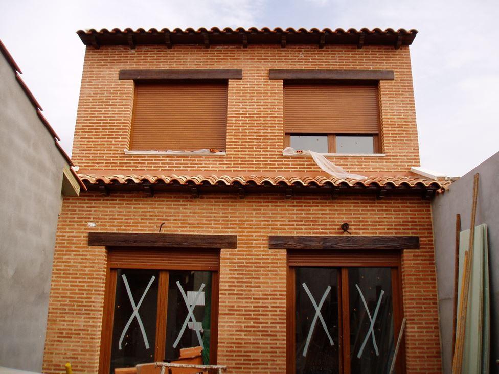 Construcci n viviendas r sticas pililo casa unifamilar - Construccion casas rusticas ...