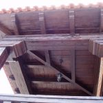 Construcción Viviendas Rústicas - Rábano - Casa Unifamilar - Casa Rústica - Techo