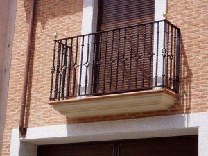 Construcción Viviendas Convencionales - Andrés Casado - Casa Unifamilar - Balcón