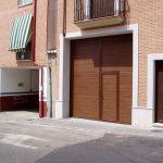 Construcción Viviendas Convencionales - Andrés Casado - Casa Unifamilar - Garaje