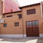 Construcción Viviendas Convencionales - Andrés Casado - Casa Unifamilar - Puerta Patio