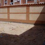 Construcción Viviendas Convencionales - Andrés Casado - Casa Unifamilar - Patio