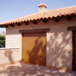 Construcción Viviendas Rústicas - Meseta - Casa Unifamilar - Casa Rústica Terraza