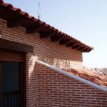 Construcción Viviendas Rústicas - Meseta - Casa Unifamilar - Casa Rústica Tejado
