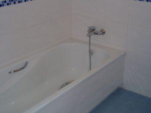 Construcción Viviendas Rústicas - Meseta - Casa Unifamilar - Casa Rústica Baño