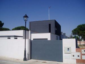 Em2 - Construcción Viviendas de Diseño - Sonsoles - Casa Unifamilar - Reformas y Decoración de Exteriores, Fachada de Viviendas