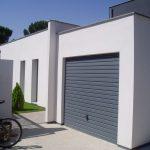 Em2 - Construcción Viviendas de Diseño - Sonsoles - Casa Unifamilar - Reformas y Decoración de Exteriores, Entrada con Garaje