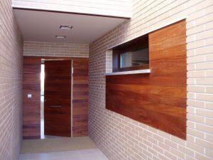 Em2 - Construcción Viviendas de Diseño - Javier Ramos - Casa Unifamilar - Reformas de Exteriores de Viviendas - Fachada Principal