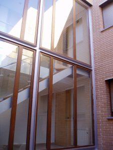 Em2 - Construcción Viviendas de Diseño - Javier Ramos - Casa Unifamilar - Reformas de Exteriores de Vivienda - Ventanal