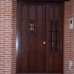 Construcción Viviendas Rústicas - Pililo- Casa Unifamilar - Casa Rústica - Entrada Frontal