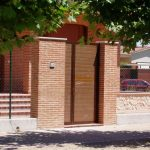 Construcción Viviendas Convencionales - Fraile - Puerta de Entrada