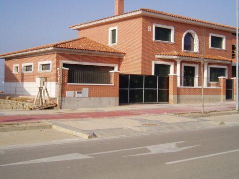 Construcción Viviendas Convencionales - Hilario Marcos- Casa